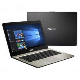 Asus X441MA-GA011T Intel N4000 4GB DDR4 1TB 14 Inch Windows 10 - Black