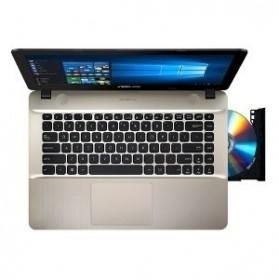 Asus X441MA-GA011T Intel N4000 4GB DDR4 1TB 14 Inch Windows 10 - Black - 2