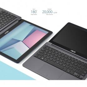 ASUS Vivobook Intel N4000 2GB 500GB 11.6 Inch Win 10 - E203MAH - Star Grey - 6