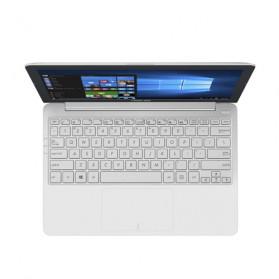 ASUS Vivobook Intel N4000 2GB 500GB 11.6 Inch Win 10 - E203MAH - White - 2