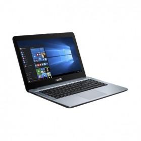 Asus X441MA-GA012T Intel N4000 4GB DDR4 1TB 14 Inch Windows 10 - Silver