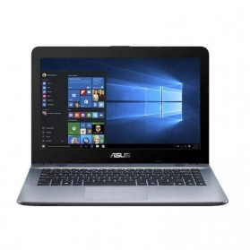 Asus X441MA-GA032T Intel N4020 4GB DDR4 1TB 14 Inch Windows 10 - Silver