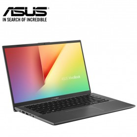ASUS M409DA-30504TS AMD ATHLON-3050U 4GB DDR4 256GB 14 Inch Windows 10 - Gray