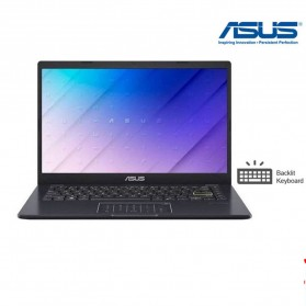 ASUS E410MA-FHD451/FHD452 Intel N4020 4GB DDR4 512 GB SSD 14 Inch Windows 10 - Blue