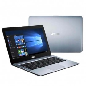 Asus X441BA-GA442T AMD A4-9125 4GB DDR4 1TB 14 Inch Windows 10 - Silver