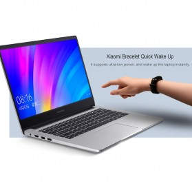 Xiaomi RedmiBook Intel i5-8265U NVIDIA MX250 8GB 256GB 14 Inch Windows 10 - Silver - 6