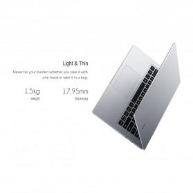 Xiaomi RedmiBook Intel i5-8265U NVIDIA MX250 8GB 256GB 14 Inch Windows 10 - Silver - 7