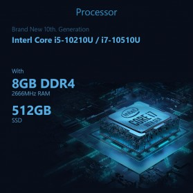 Xiaomi Redmibook Intel i5-10210U 8GB 512GB 13 Inch - White - 7