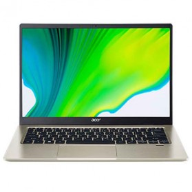 Acer Swift 1 SF114-34-P3ZB Laptop Intel N6000 4 GB 512GB 14 Inch Windows 10 - Golden