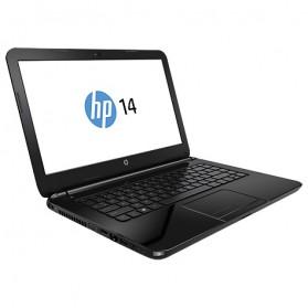 HP 14-G008AU A8-6410 2GB 500GB DOS - Black