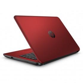 HP 14-AC003TU Intel Celeron N3050 2GB 500GB 14 Inch DOS - Red - 2