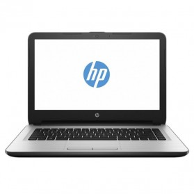 HP Laptop 14-am011TU Intel i3-5005U 4GB 500GB 14 Inch DOS - Silver