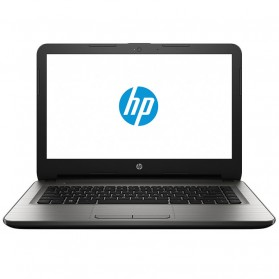 HP Laptop 14-an004AU AMD A8-7410 4GB 500GB 14 Inch DOS - Silver