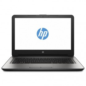 HP Notebook 14-AM503TU Intel i3-6006U 4GB 500GB 14 Inch DOS - Silver