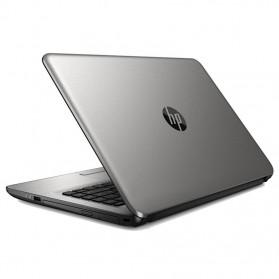 HP Notebook 14-AM503TU Intel i3-6006U 4GB 500GB 14 Inch DOS - Silver - 4