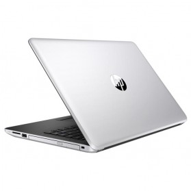 HP Notebook 14-bs005TU bs006TU Intel N3060 4GB 500GB 14 Inch Windows 10 - Silver