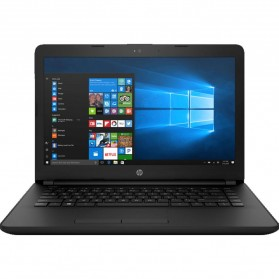 HP Notebook 14-bs743TU Intel i3-6006U 4GB 1TB 14 Inch Windows 10 - Black