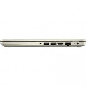 HP 14s-cf3040TU Laptop Intel i3-1005G1 4GB 1TB 14 Inch Windows 10 - Golden - 2