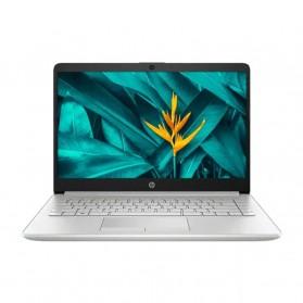 HP 14S-CF2019TU Laptop Celeron-N4020 4GB 256SSD 14 Inch Windows 10 - Silver