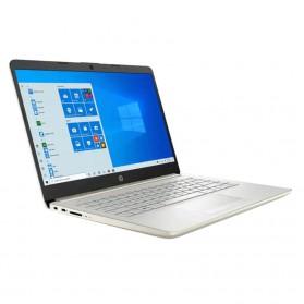 HP 14S-CF2075TU Laptop Intel i3-10110U 4GB 256SSD 14 Inch Windows 10 - Silver