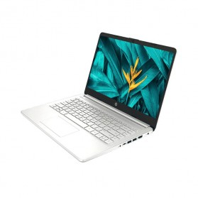 HP 14S-CF2075TU Laptop Intel i3-10110U 4GB 256SSD 14 Inch Windows 10 - Silver - 4
