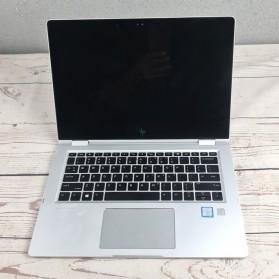 HP EliteBook X360 1030 G2 Intel i7-7600U 16GB 512GB 13.3 FHD Touchscreen (BEKAS GRADE A) - Silver - 2