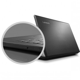 Lenovo Ideapad 110-14IBR Intel N3060 4GB 500GB 14 Inch Windows 10 - Black - 4
