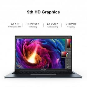 Chuwi LapBook Pro Intel Celeron N4100 4GB 64GB 14 Inch Windows 10 - Gray - 2