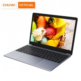 Chuwi HeroBook Intel Atom X5-E8000 4GB 64GB 14.1 Inch Windows 10 - Silver