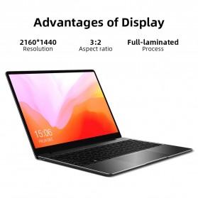 CHUWI CoreBook Pro Intel Core i3 8GB 256GB 2K IPS 13 Inch Windows 10 - Gray - 2
