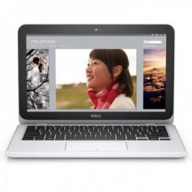Dell Inspiron 11 3162 Intel Pentium N7300 4GB 500GB 11 Inch Ubuntu - White - 1