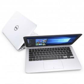 Dell Inspiron 11 3162 Intel Pentium N7300 4GB 500GB 11 Inch Ubuntu - White - 3