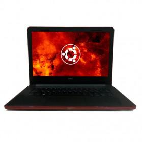 Dell Inspiron 14 3458 Intel i3-5005U 4GB 500GB 14 Inch DOS - Red - 4