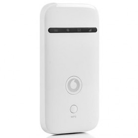 ZTE Vodafone R209 Modem MiFi HSPA 42 Mbps (14 DAYS) - White