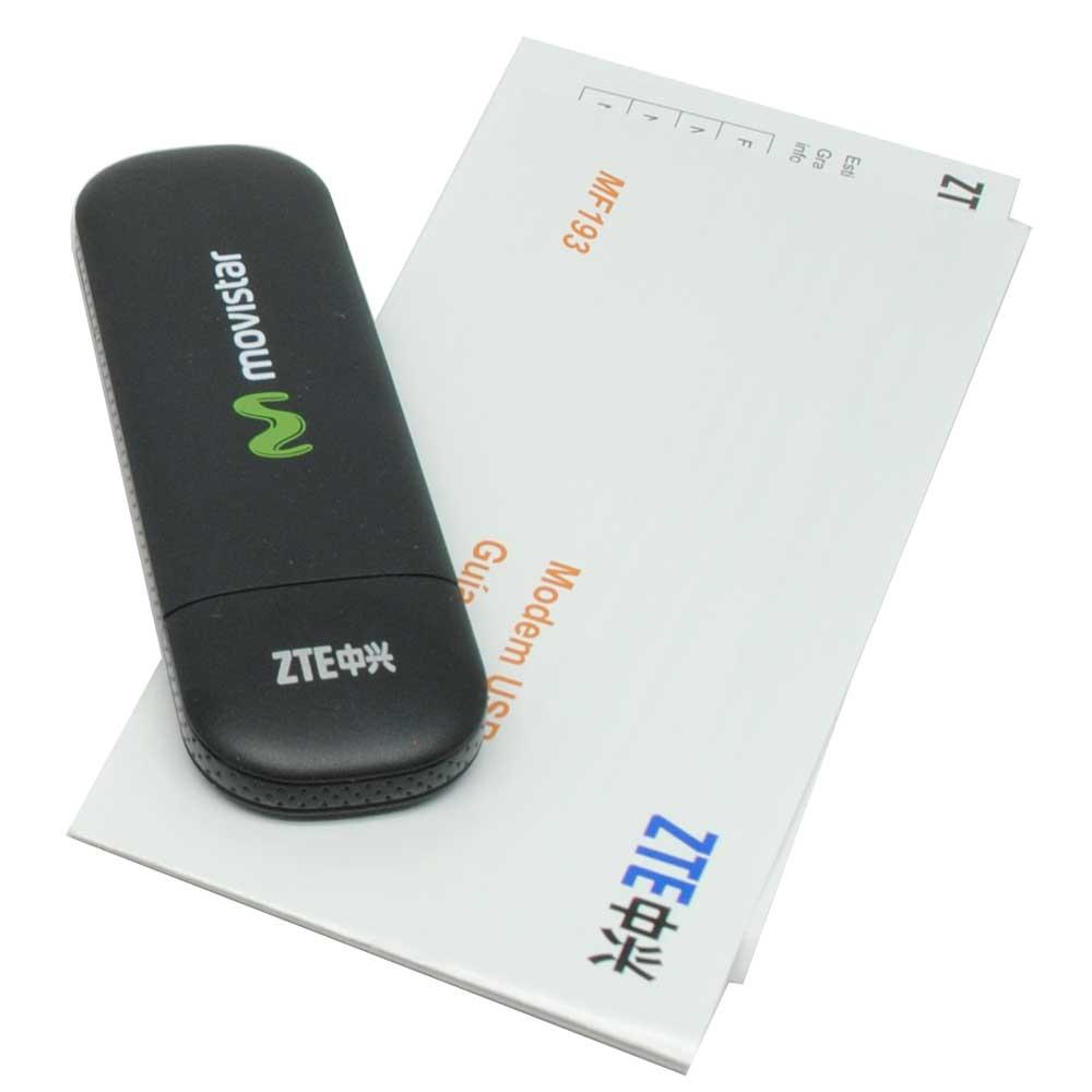 ZTE MF193 Modem USB HSDPA 7 2 Mbps - Black - JakartaNotebook com