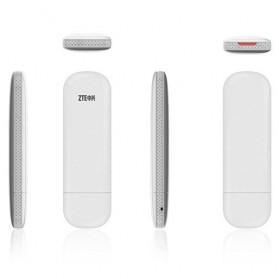 ZTE MF667 Modem USB HSPA+ 21.6 Mbps (14 DAYS) - White