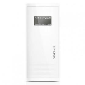 TP-Link 3G Mobile WiFi Power Bank 5200mAh - M5360 - White - 2