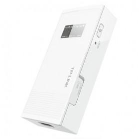 TP-Link 3G Mobile WiFi Power Bank 5200mAh - M5360 - White - 3