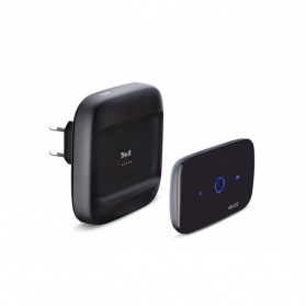 Huawei E5575s Modem 4G MiFi Unlock + Bundling Telkomsel - Black - 2