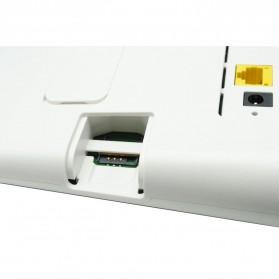 Huawei B310S-927 WIFI Router 4G Bundling simPATI 14GB/2Bulan - Unlock - White - 2