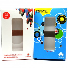 Huawei Vodafone K3565 Rev2 Modem USB HSDPA (14 DAYS) - White - 3