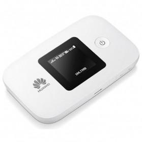 Huawei E5577 Modem 4G MiFi Bundling Simpati 14GB 2 Bulan - Unlock - White - 3