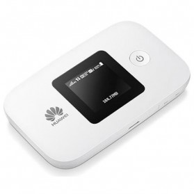 Huawei E5577 Modem MiFi 4G LTE Bundling Simpati 10K - Black - 1