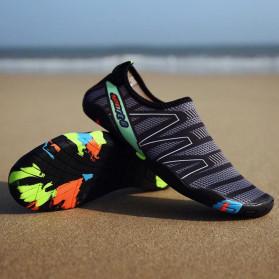 Favolook Sepatu Pantai Slip On Aqua Beach Slippers Size 40 - Fv12 - Green - 5