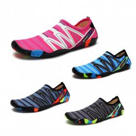 Favolook Sepatu Pantai Slip On Aqua Beach Slippers Size 42 - Fv12 - Green - 4