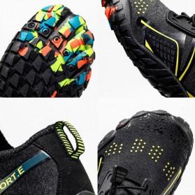 Loekeah Sepatu Pantai Olahraga Air Aqua Shoes Size 43 - SL1818 - Black - 6
