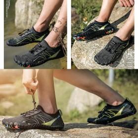 Loekeah Sepatu Pantai Olahraga Air Aqua Shoes Size 43 - SL1818 - Black - 7