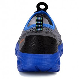 Tino Kino Sepatu Slip On Sport Pria Size 43 - HTD1049 - Gray - 7