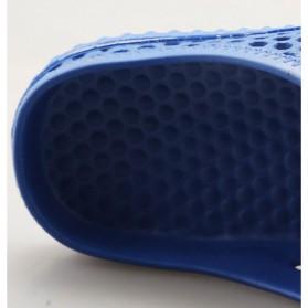 LEDA Sepatu Sendal Slip On Santai Size 40 - Black - 7