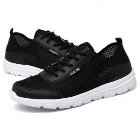Sepatu Olahraga Kasual Size 35 - Black